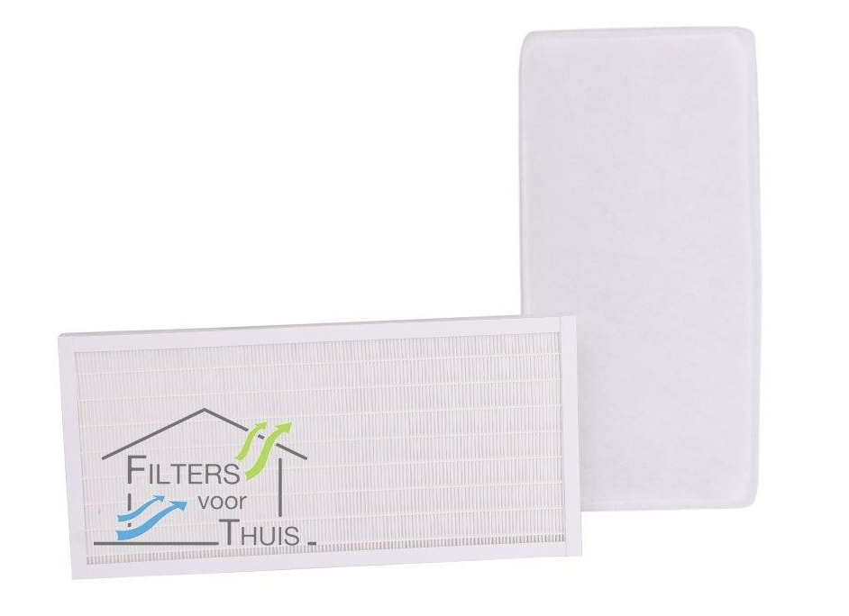 Brink Renovent HR met bypass G3/F6-Pollenfilter - 531170/535005 - Foto 1